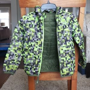 Northface light weight insulated jacket